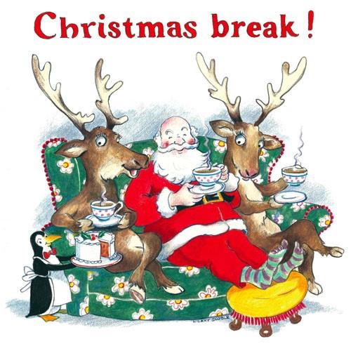 Christmas Break Clipart.Wolfe County Schools